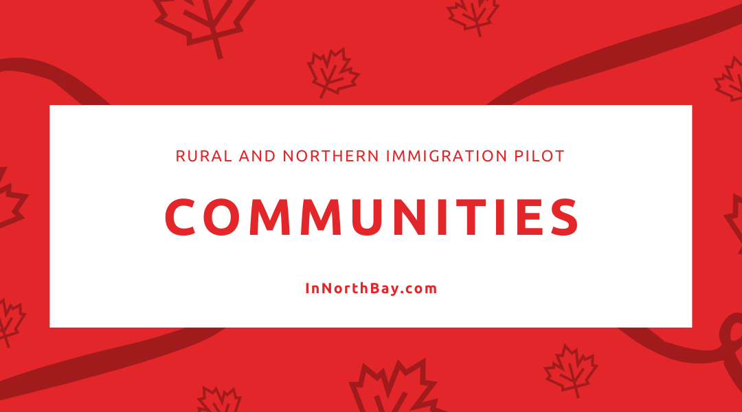 Communities of Rural and Northern Immigration Pilot